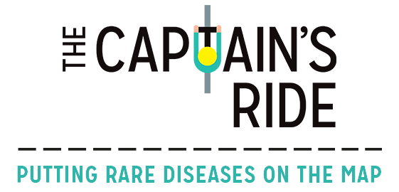 The Captain's Ride - 1-6 Nov 2016 - Putting rare diseases on the map